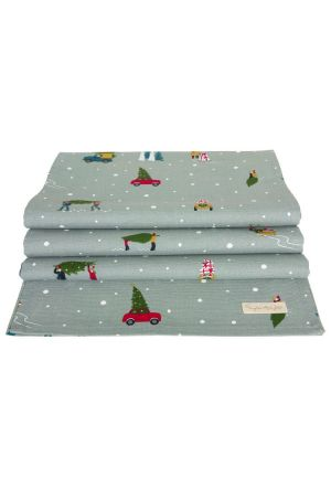 RUNNER ΤΡΑΠΕΖΑΡΙΑΣ 35x280cm SOPHIE ALLPORT - HOME FOR XMAS